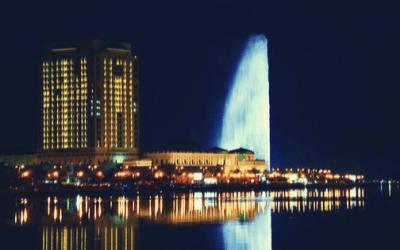 Pembangunan Sosial Di Arab Saudi
