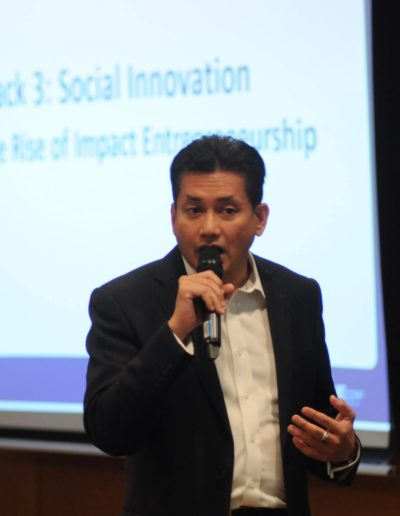 Eddie Razak on Impact Entrepreneurship at Innovating Malaysia Conference – Oct 2015
